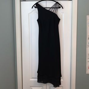 Evan Picone black dress size 10